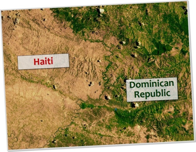 Dominican vs Haiti